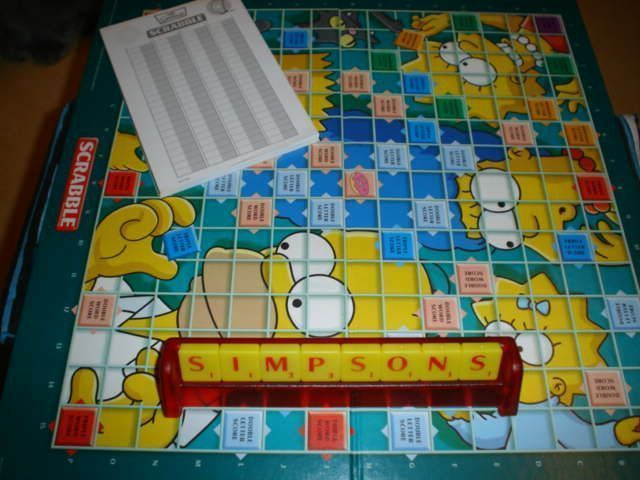 Jeux de soci t simpsons - Jeux info simpson ...